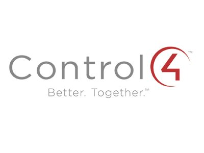 Control4 Logo - Update TV & Stereo