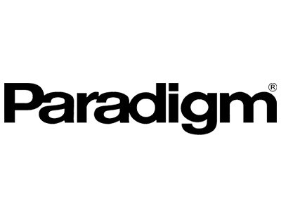 Paradigm Logo - Update TV & Stereo