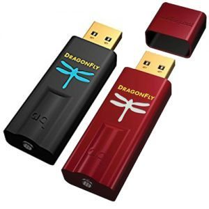 Audioquest-Dragonfly-Black-and-Red-USB-DAC-+-Preamp-+-Headphone-Amp---Update-TV-&-Stereo