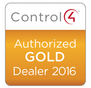 Control4 Gold Badge - Update TV & Stereo