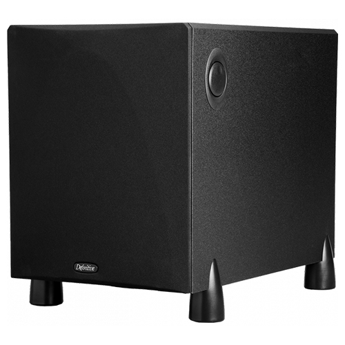 Definitive-Technology-ProSub-800-Compact-Powered-Subwoofer---Update-TV-&-Stereo