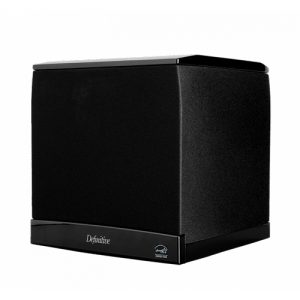 Definitive-Technology-SuperCube-4000-Compact-Powered-Subwoofer---Update-TV-&-Stereo