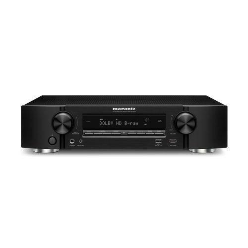 Marantz NR1506 5.2 Network AV Receiver Front - Update TV & Stereo