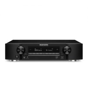 Marantz NR1607 Ultra-Slim 7.2 AV Receiver - Front - Update TV & Stereo