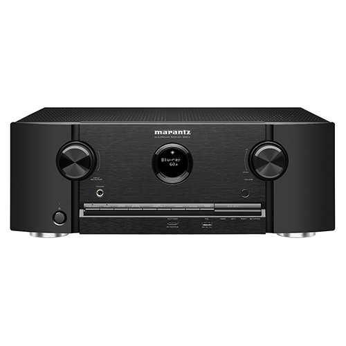 Marantz SR5011 7.2 Network AV Receiver - Front - Update TV & Stereo