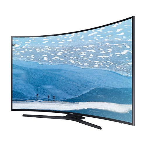 Samsung KU6490 Series Curved LED 4K Smart TV Angle Update TV & Stereo