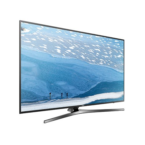 Samsung KU7000 Series 4K UHD Smart LED TV Angle - Update TV & Stereo