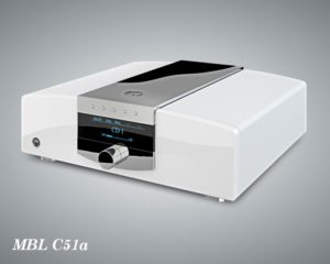 MBL C51a Amp Update TV & Stereo Elevated