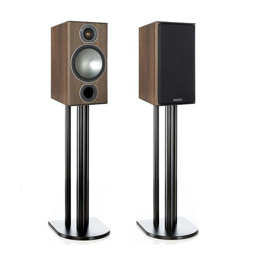 Monitor-Audio-Bonze-2-Walnut-Bookshelf---Update-TV-&-Stereo