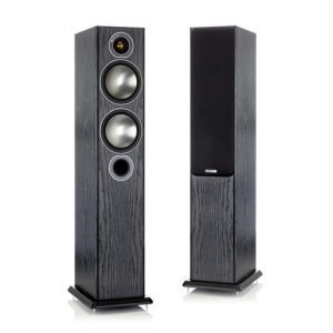 Monitor-Audio-Bronze-5-Tower-Speakers-Black---Update-TV-&-Stereo