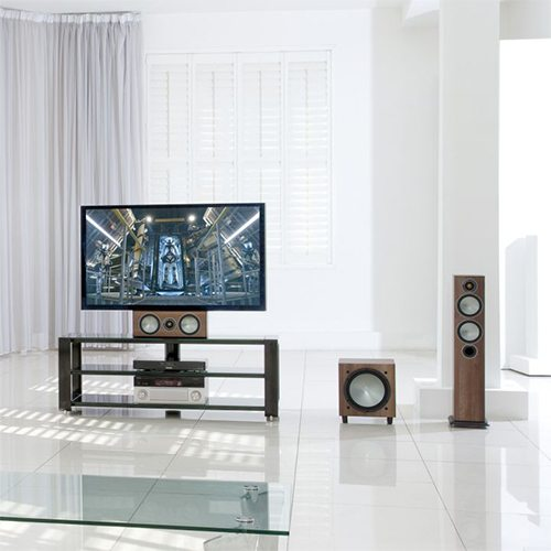Monitor-Audio-Bronze-W10-Subwoofer-Walnut-Lifestyle---Update-TV-&-Stereo