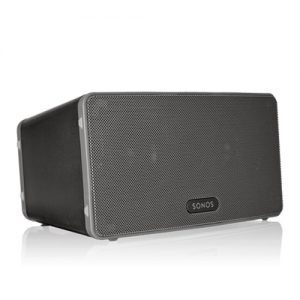 Sonos-Play3-Black-Angle---Update-TV-&-Stereo