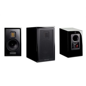 Martin-Logan-Motion-15-High-Gloss-Black-Bookshelf-Speaker---Update-TV-&-Stereo