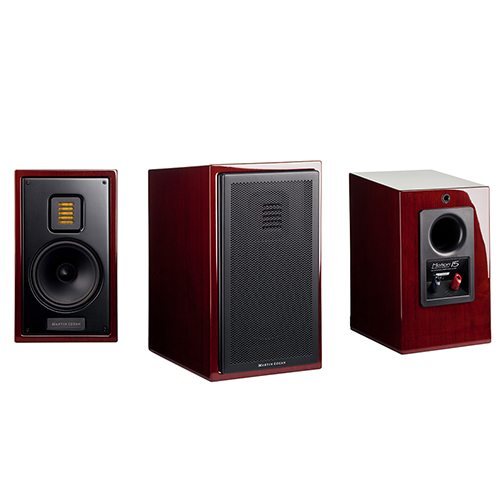 Martin-Logan-Motion-15-High-Gloss-Black-Cherrywood---Update-TV-&-Stereo