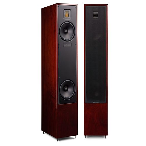 Martin-Logan-Motion-20-High-Gloss-Black-Cherrywood-Tower-Speakers---Update-TV-&-Stereo