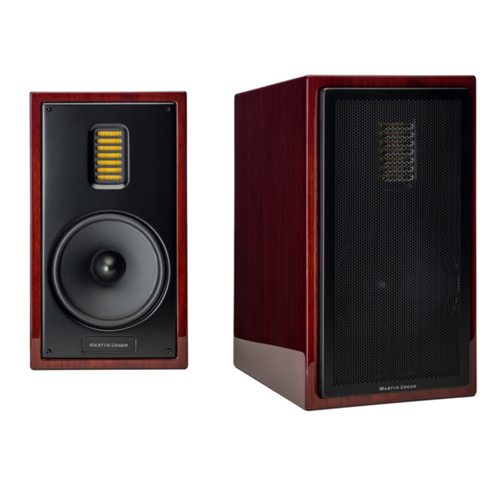 Martin-Logan-Motion-35XT-High-Gloss-Black-Cherrywood-Bookshelf-Speakers---Update-TV-&-Stereo