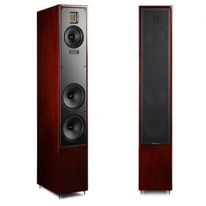 Martin-Logan-Motion-40-High-Gloss-Black-Cherrywood-Tower-Speakers---Update-TV-&-Stereo