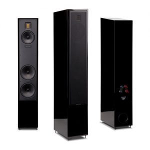Martin-Logan-Motion-40-High-Gloss-Black-Tower-Speaker---Update-TV-&-Stereo