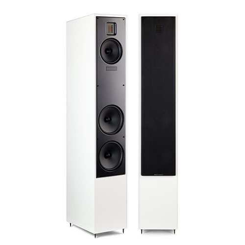Martin-Logan-Motion-40-High-Gloss-White-Tower-Speakers---Update-TV-&-Stereo