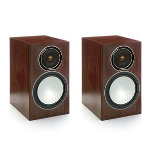 Monitor-Audio-Silver-1-Walnut---Update-TV-&-Stereo
