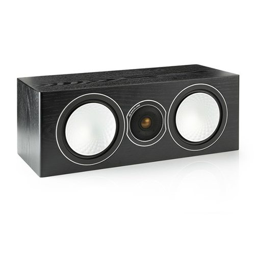 Monitor-Audio-Silver-Centre-Black-Oak---Update-TV-&-Stereo