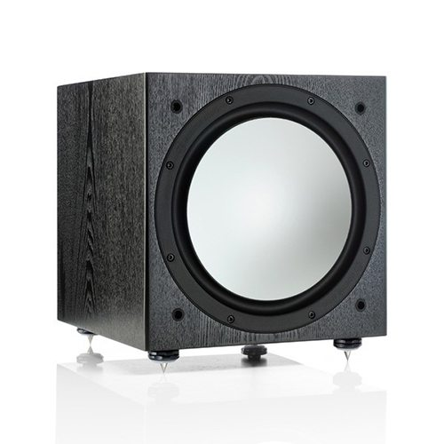Monitor-Audio-Silver-W12-Subwoofer-Black-Oak---Update-TV-&-Stereo