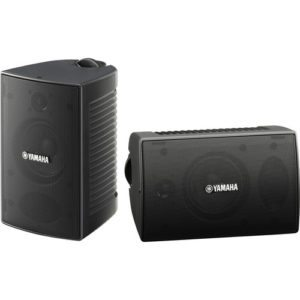 Yamaha NS-AW194 Outdoor Speakers Black - Update TV & Stereo