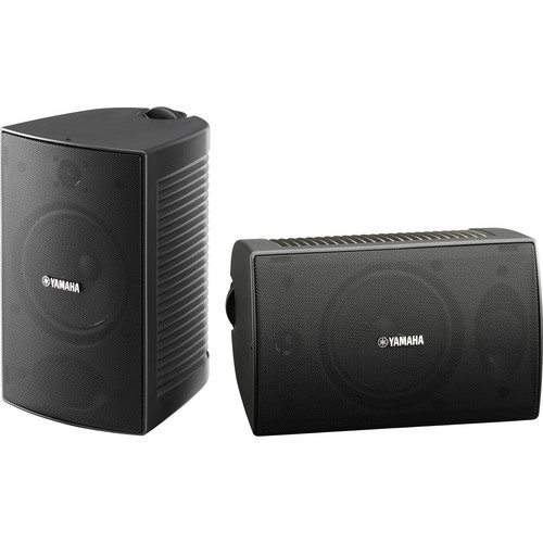 Yamaha NS-AW294 Outdoor Speakers Black - Update TV & Stereo