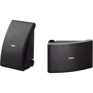 Yamaha NS-AW592 Outdoor Speakers Black - Update TV & Stereo