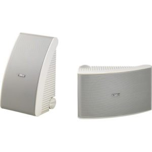 Yamaha NS-AW592 Outdoor Speakers White - Update TV & Stereo
