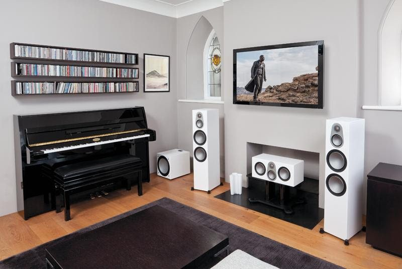 Monitor Audio Releases New 6th Generation Silver Series