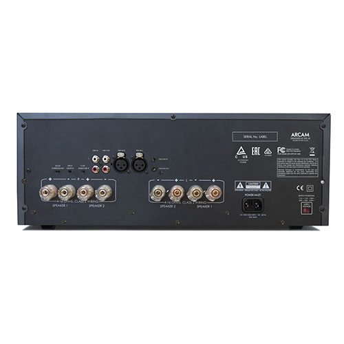 Arcam-P49-Stereo-Power-Amplifier-Rear---Update-TV-&-Stereo