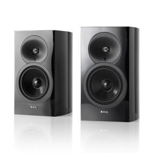 Revel-Concerta2-M16-Bookshelf-Speakers-Piano-Black---Update-TV-&-Stereo