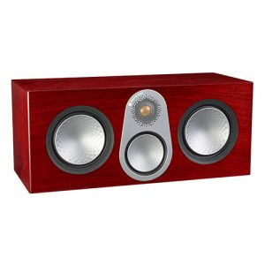 Monitor-Audio-C350-Center-Speaker-Rosenut-Veneer-Update-TV-&-Stereo