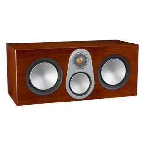 Monitor-Audio-C350-Center-Speaker-Walnut-Veneer-Update-TV-&-Stereo