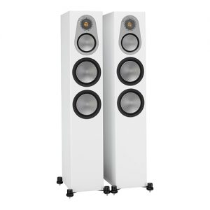 Monitor-Audio-Silver-300-Satin-White-Update-TV-&-Stereo