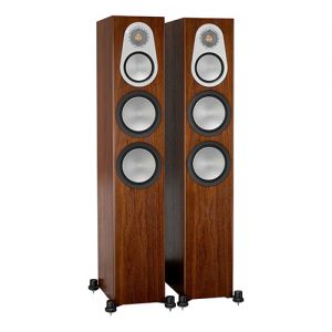Monitor-Audio-Silver-300-Walnut-Update-TV-&-Stereo