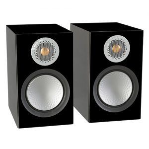 Monitor-Audio-Silver-50-Black-Gloss-Update-TV-&-Stereo