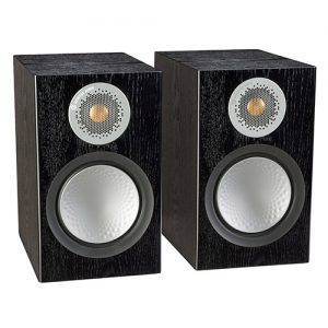 Monitor-Audio-Silver-50-Black-Oak-Update-TV-&-Stereo