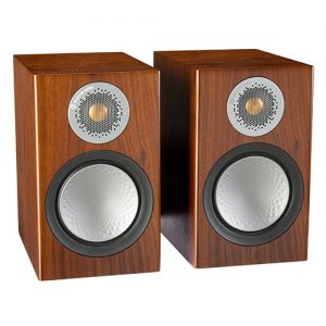 Monitor-Audio-Silver-50-Walnut-Update-TV-&-Stereo