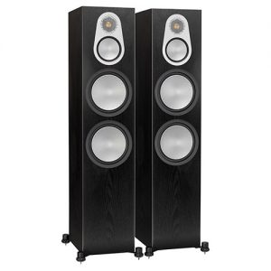 Monitor-Audio-Silver-500-Black-Oak-Update-TV-&-Stereo