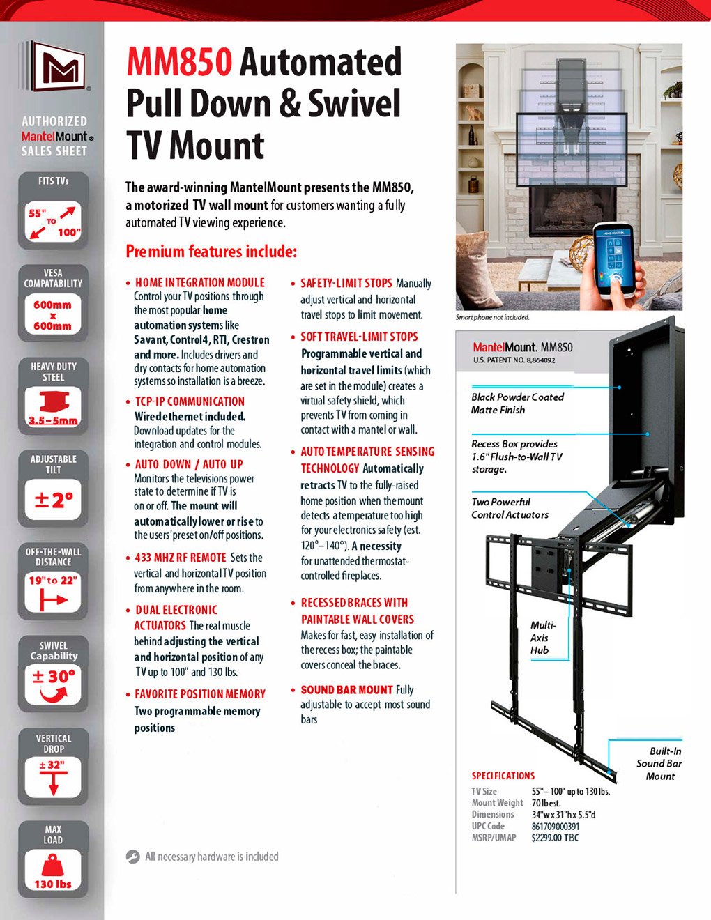 mantelmount-mm850-sheet-update-tv-&-stereo