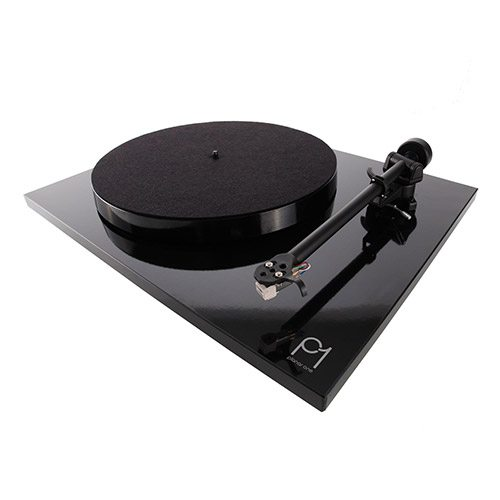 Rega-Planar-1-Black-Turntable---Update-TV-&-Stereo