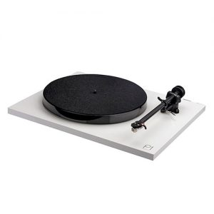 Rega-Planar-1-White-Turntable---Update-TV-&-Stereo