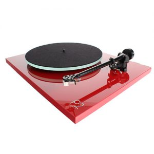 Rega-Planar-2-Red-Turntable---Update-TV-&-Stereo