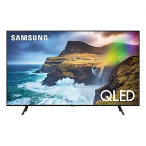 Samsung-Q70RA-QLED-4K-2019-Front-Update-TV-&-Stereo