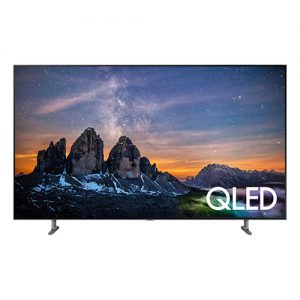 Samsung-Q80RA-QLED-4K-2019-Front-Update-TV-&-Stereo